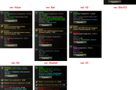 Мод цветных сообщений для WOT 0.9.4