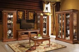 Преимущества и недостатки мебели из дерева